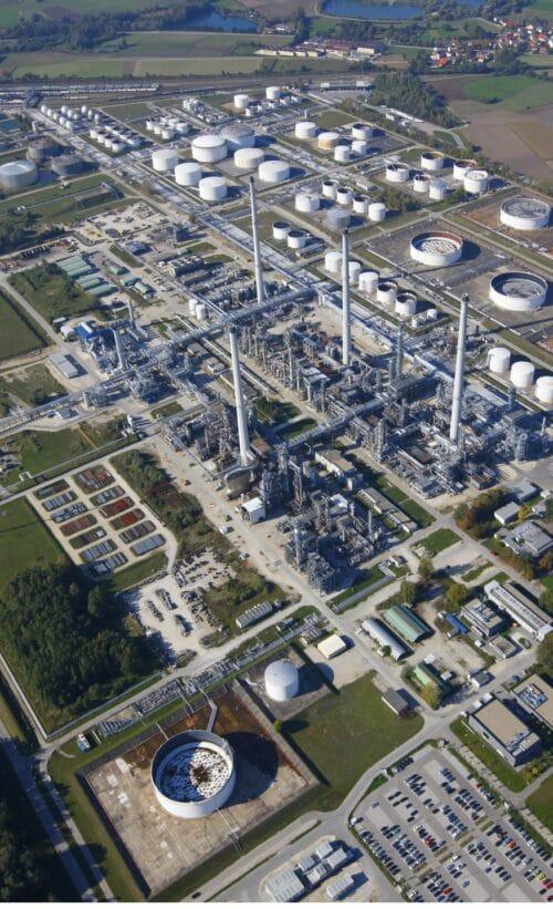 BAYERNOIL Raffinerie