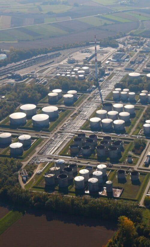 Raffinerie BAYERNOIL Vohburg