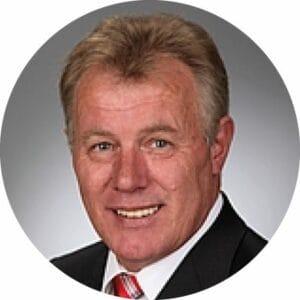 Bürgermeister Martin Schmid